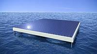 Плавучие солнечные панели - фото Плавучие солнечные панели
