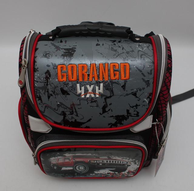 Стильный школьный рюкзак для мальчика. Ортопедический рюкзак. Отличное качество. Низкая цена. Код: КДН347 - фото 2