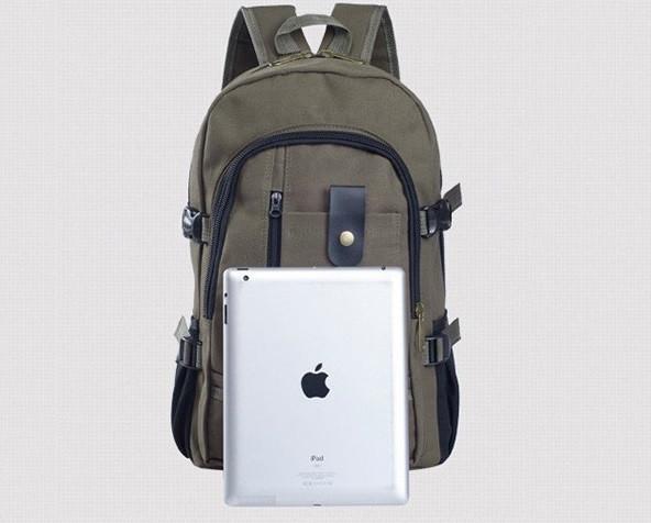 Городской рюкзак. Повседневный  рюкзак. Рюкзак Мужской. Современные рюкзаки. Код: КРСК50 - фото 8