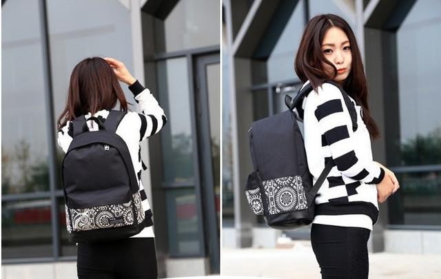Городской рюкзак. Стильный  рюкзак. Молодежный рюкзак. Модный рюкзак. Современные рюкзаки. Код: КРСК41 - фото 7