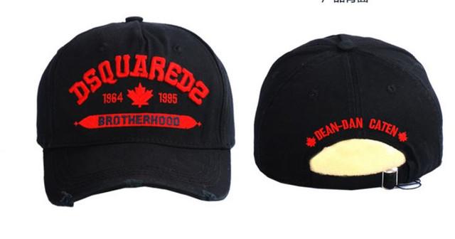 Стильная бейсболка DSQUARED2. Оригинал. Отличное качество. Интересный дизайн. Купить онлайн. Код: КДН295 - фото 8
