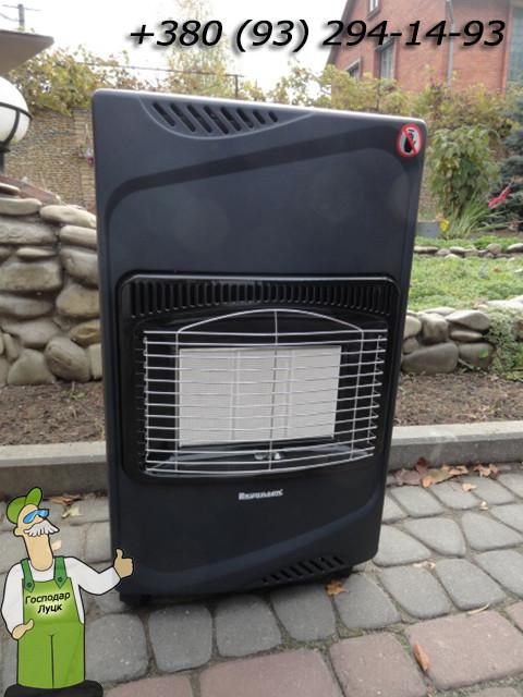 Обогреватели газовые, каталитические и керамические — 3,4 - 4,1 кВт - фото 11