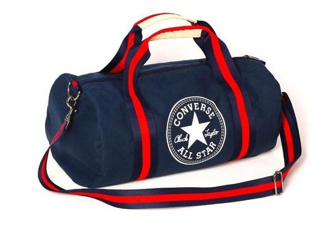 Городская сумка Converse. Спортивная сумка. Дорожная сумка. Мужская сумка. Женская сумка. Холст Код: КСС2 - фото 23