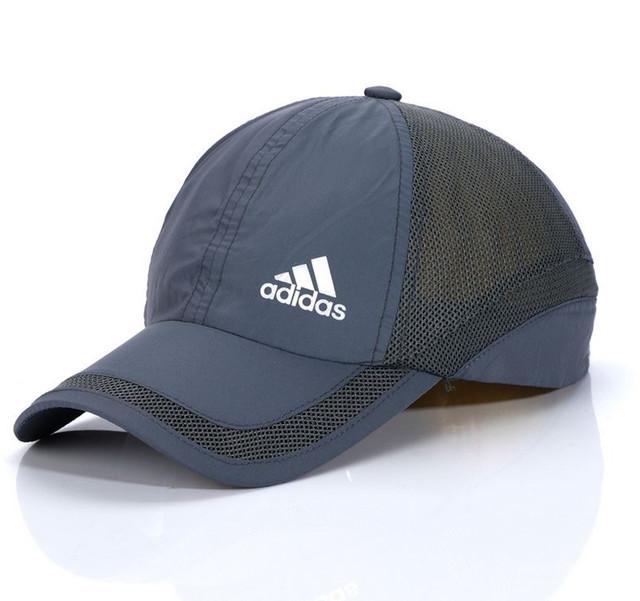 Дышащие кепки, бейсболки Adidas. Удобный головной убор. Интернет магазин. Оригинальная кепка. Код: КЕ560 - фото 3