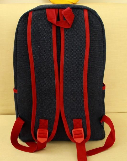 Городской стильный рюкзак. Повседневный  рюкзак. Рюкзаки унисекс. Современные рюкзаки. Код: КРСК1 - фото 3