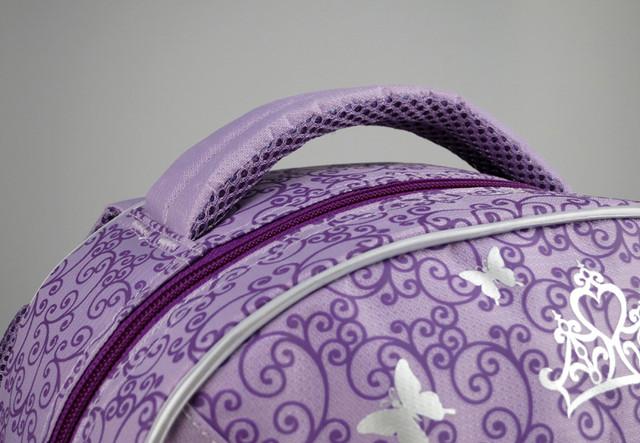 Рюкзак школьный, ортопедический Princess KITE P15-519S - фото 4