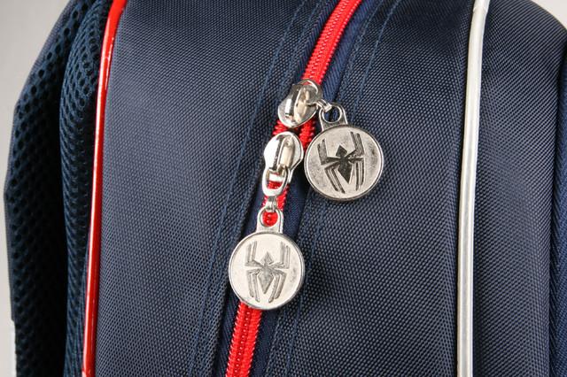 Рюкзак школьный, ортопедический Spider-Man Movie-2 KITE SM15-514S - фото 6