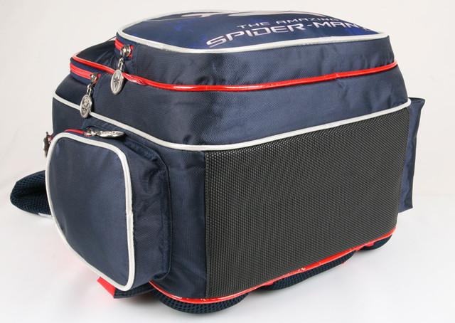 Рюкзак школьный, ортопедический Spider-Man Movie-2 KITE SM15-514S - фото 7