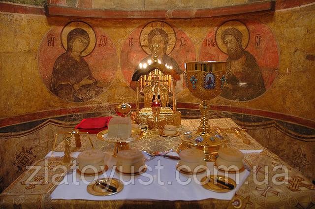 Полет литургии. Созерцания и переживания. Протоиерей Владислав Свешников - фото 3
