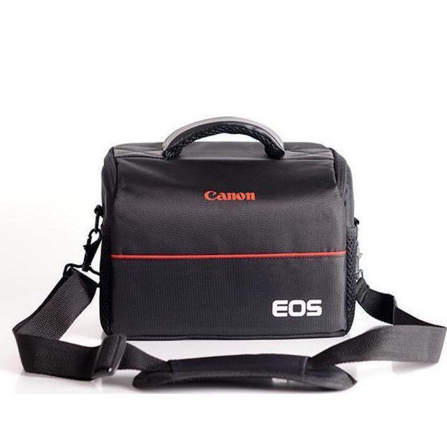 Отличная сумка Canon EOS. Фотосумка Кэнон. Высокое качество. Вместительная сумка. Купить сумку. Код: КДН1079 - фото 3