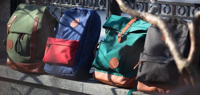 Городской рюкзак.  Спортивный рюкзак. Современный рюкзак. Рюкзаки унисекс (мужские и  женские). Код: КРС6-1 - фото 11
