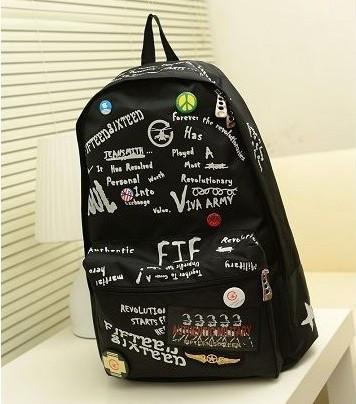 Городской рюкзак. Модный  рюкзак. Рюкзак женский.  Современные рюкзаки. Код: КРСК25 - фото 9