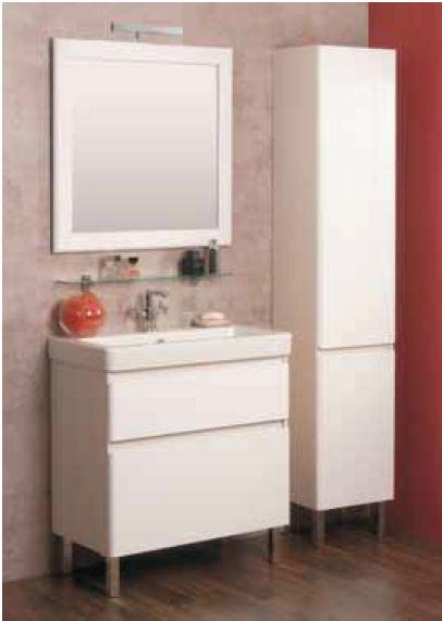Зеркало Палермо 80х80 Мойдодыр