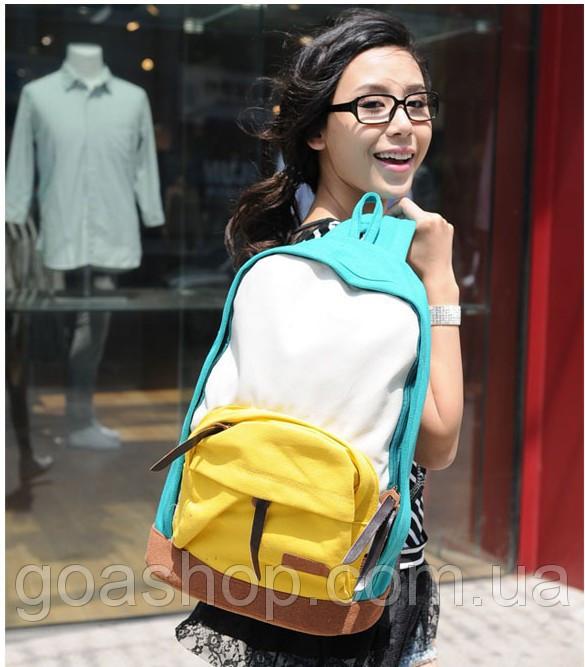 Городской рюкзак. Модный рюкзак. Современные рюкзаки Softback. Рюкзаки  унисекс. Портфель. Код: КСР2 - фото 5