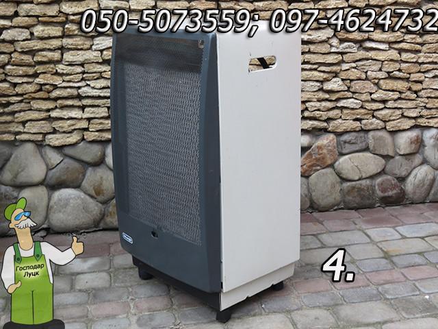 Обогреватели газовые, каталитические и керамические — 3,4 - 4,1 кВт - фото 4