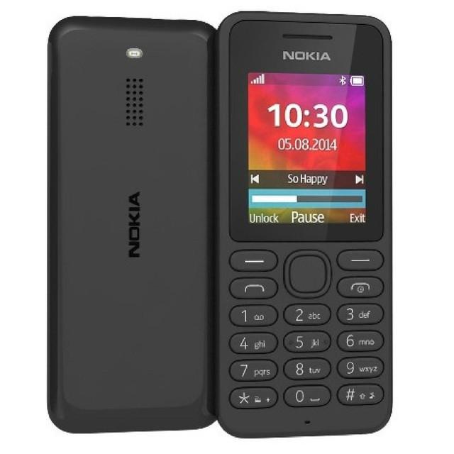 """Практичный мобильный телефон Nokia 130. Экран 1.8"""". Dual SIM. На гарантии. FM-радио. Код: КТМТ129 - фото 1"""