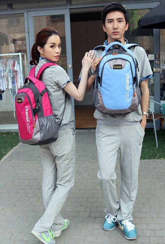 Спортивный рюкзак. Современные рюкзаки. Модный рюкзак. Рюкзаки унисекс (мужские и женские). Код: КРСК38 - фото 9