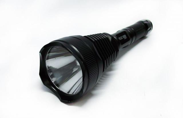 Подствольный фонарь Bailong BL-Q2800-T6 50000W. Металлический корпус. 6800 mAh. Качество. Код: КТМТ159 - фото 1