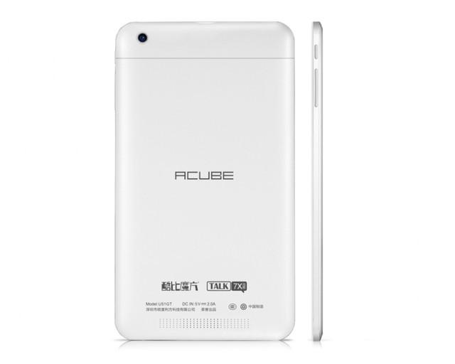 """Оригинальный планшет CUBE Talk7x U51GT-C8. 8 Гб. Восьмиядерный планшет. Экран 7.0"""". Интернет магазин. Код: КТМТ149 - фото 4"""