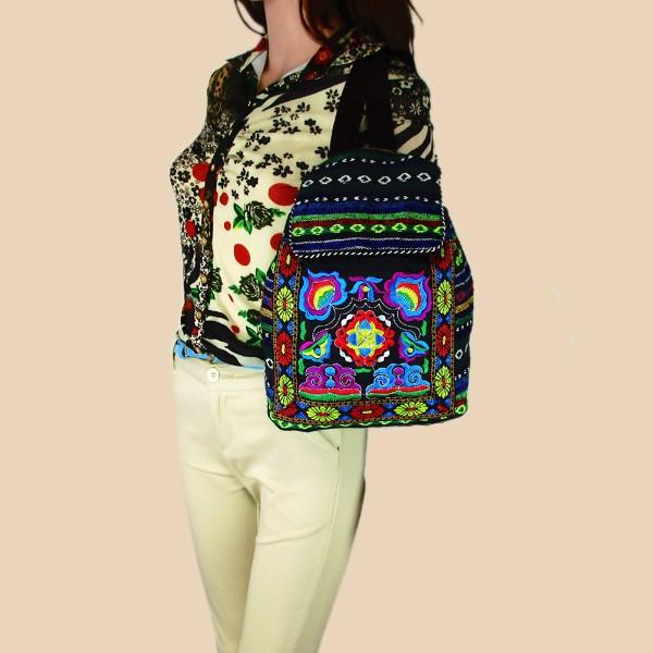 Городской рюкзак. Модный  рюкзак. Рюкзаки женские.  Современные рюкзаки. Код: КРСК29 - фото 6