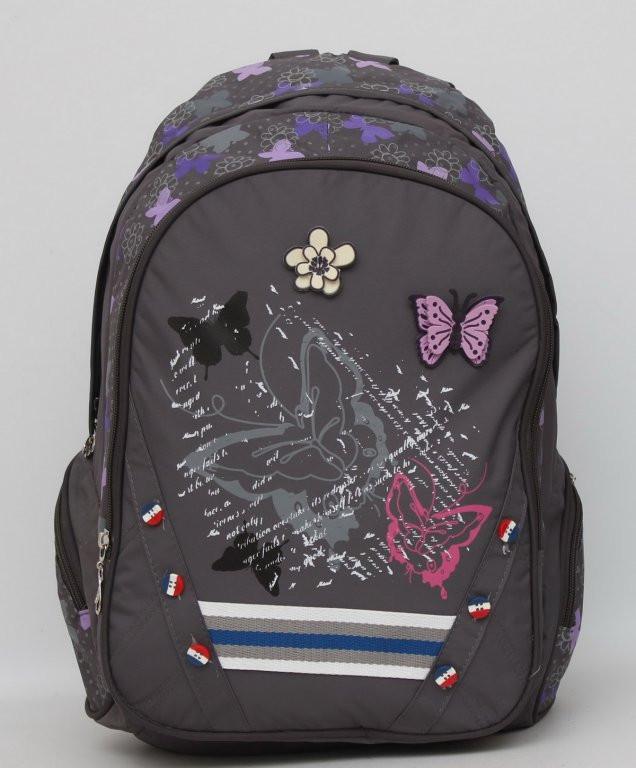 Добротный детский рюкзак. Ортопедическая спинка. Хорошее качество. Интересный дизайн. Купить. Код: КДН469 - фото 6