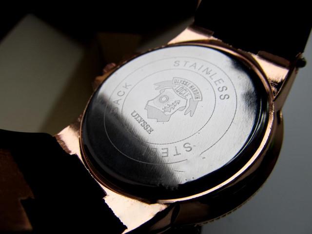 Часы мужские Ulysse Nardin. Наручные часы мужские. Интернет магазин часов. Отличный подарок мужчине. Код: КЧ20 - фото 4
