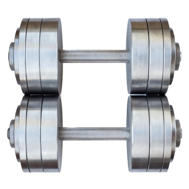 Гантели наборные 2*26 кг (Общий вес 52 кг) Металл - фото 2