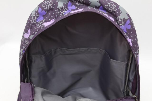 Небольшой детский рюкзак. Качественный рюкзак. Ортопедическая спинка. Купить в интернете рюкзак. Код: КДН470 - фото 6