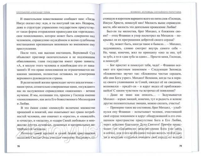 Флавиан - Исповедь случайного попутчика. Протоиерей Александр Торик - фото 3