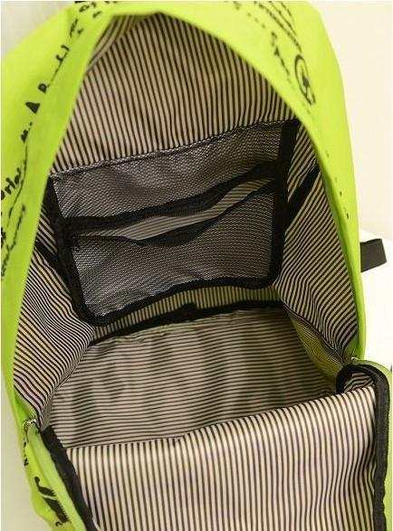 Городской рюкзак. Модный  рюкзак. Рюкзак женский.  Современные рюкзаки. Код: КРСК25 - фото 10