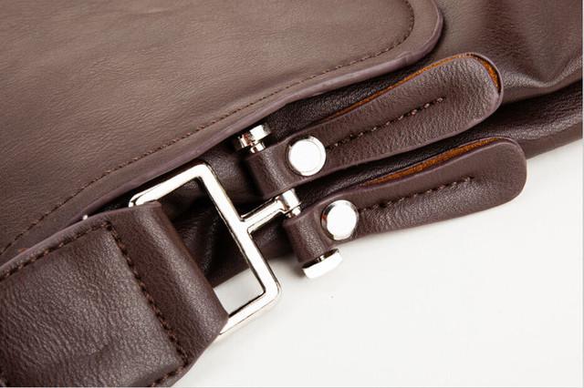 Мужская сумка портфель ПОЛО А4. Сумки для мужчин. Модные сумки. Офисные сумки. Код: КСЕ63 - фото 6