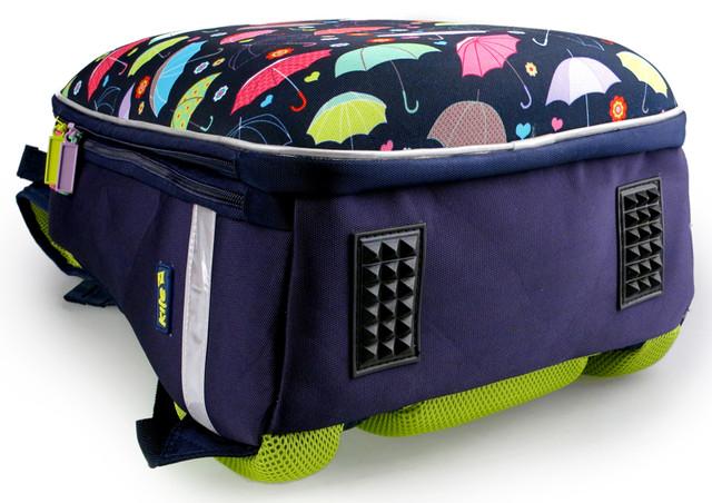 Рюкзак школьный, ортопедический Flower Rain KITE K15-531-3M - фото 6