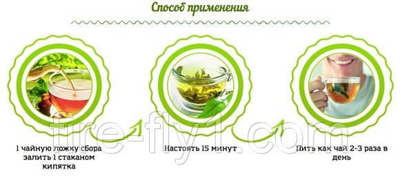 """Монастырский чай """"Диабетический"""". Сборы №1 и №2 - фото 3"""