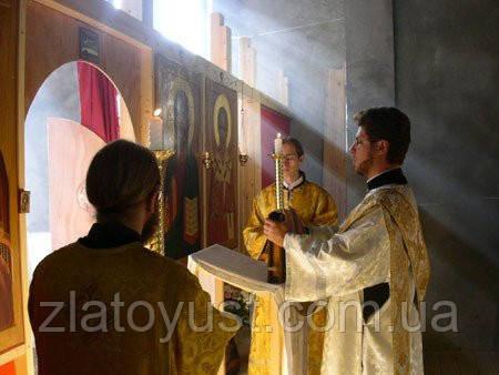 Полет литургии. Созерцания и переживания. Протоиерей Владислав Свешников - фото 2