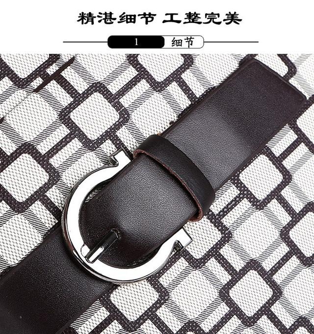 Мужская кожаная сумка. Высокое качество сумки. Удобная стильная сумка. Сумки через плече. Код: КС27-1 - фото 4