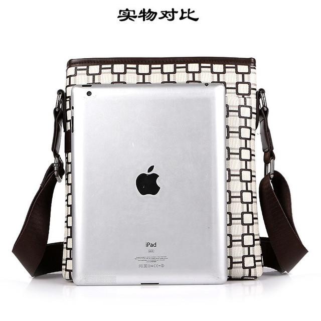 Мужская кожаная сумка. Высокое качество сумки. Удобная стильная сумка. Сумки через плече. Код: КС27-1 - фото 9