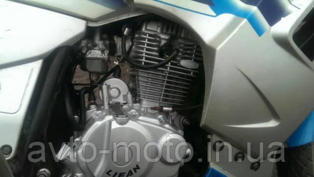 Двигатель в сборе мотоцикл Minsk-Viper СВ 200сс - фото 2