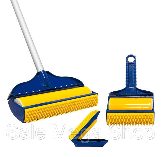 Набор липких щеток валиков Sticky Buddy  (Стики Бадди )  для чистки ковра и одежды - фото 1