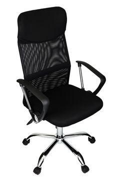 Офисное кресло Prestige Signal Q-025 Black (OBRQ025Z) - фото 3