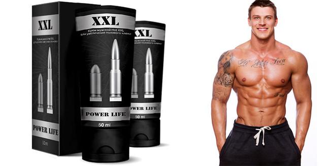 Крем для увеличения члена XXL Power Life (Повер Лайф) - фото 2
