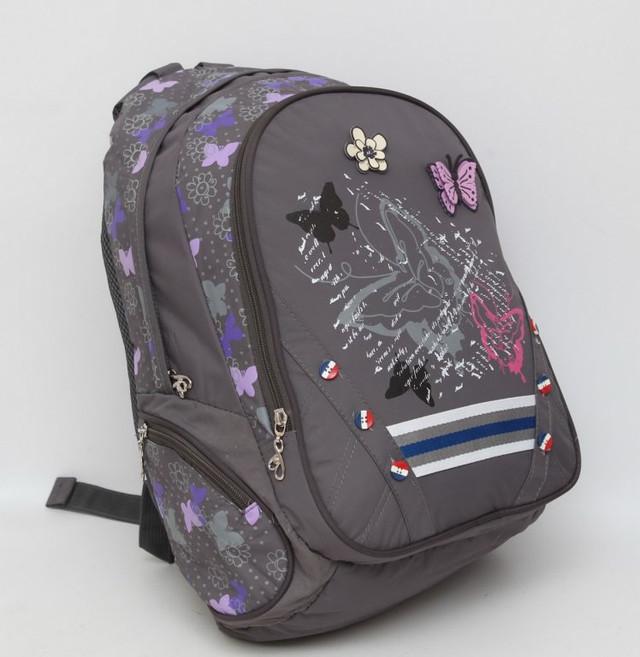Добротный детский рюкзак. Ортопедическая спинка. Хорошее качество. Интересный дизайн. Купить. Код: КДН469 - фото 2