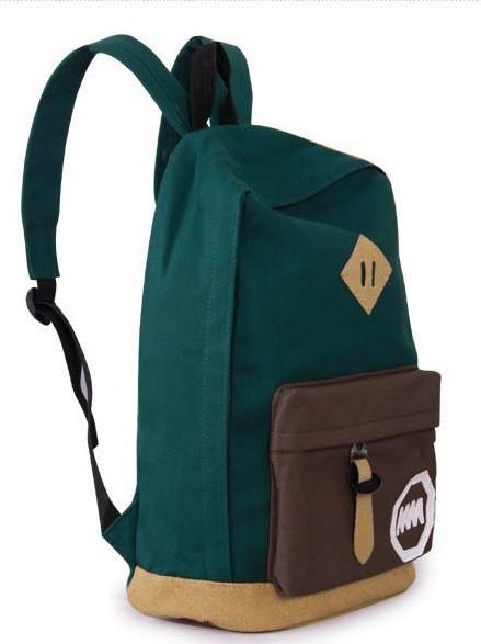 Городской рюкзак. Повседневный  рюкзак. Рюкзак для студентов. Современные рюкзаки. Код: КРСК7 - фото 2