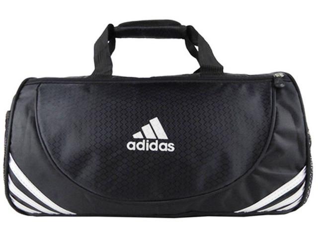 Спортивная сумка, АДИДАС. Сумка фитнес. Сумка в дорогу. Сумка для спорта, в спортзал. Код: КСМ113 - фото 1