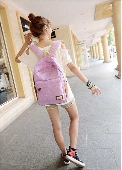 Городской рюкзак. Модный  рюкзак. Рюкзаки унисекс. Современные рюкзаки. Код: КРСК13 - фото 3