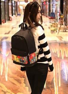 Городской рюкзак. Стильный  рюкзак. Молодежный рюкзак. Модный рюкзак. Современные рюкзаки. Код: КРСК41 - фото 1