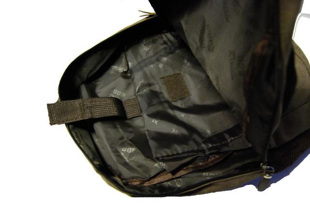 Городской стильный рюкзак. Повседневный  рюкзак. Рюкзаки унисекс. Современные рюкзаки. Код: КРСС11 - фото 4