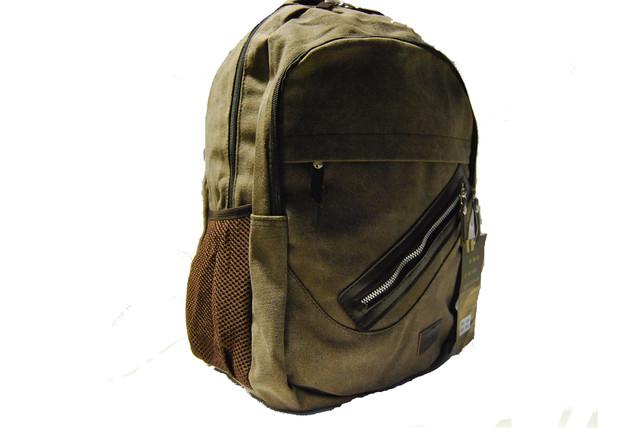 Городской стильный рюкзак. Повседневный  рюкзак. Рюкзаки унисекс. Современные рюкзаки. Код: КРСС11 - фото 5