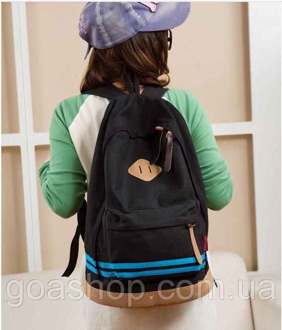 Городской рюкзак. Модный рюкзак. Современные рюкзаки Softback. Рюкзаки  унисекс. Портфель. Код: КСР5-5 - фото 2