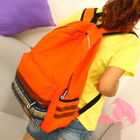 Школьный рюкзак. Модный  рюкзак. Рюкзаки унисекс. Современные рюкзаки. Код: КРСК12 - фото 6