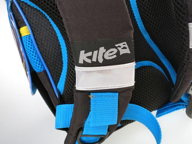 Рюкзак школьный, ортопедический Hot Wheels KITE HW15-501-2S - фото 8
